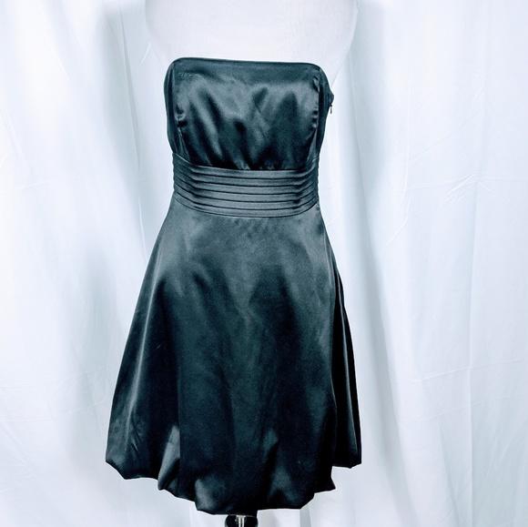 White House Black Market Dresses & Skirts - White House Black Market Black Strapless Dress